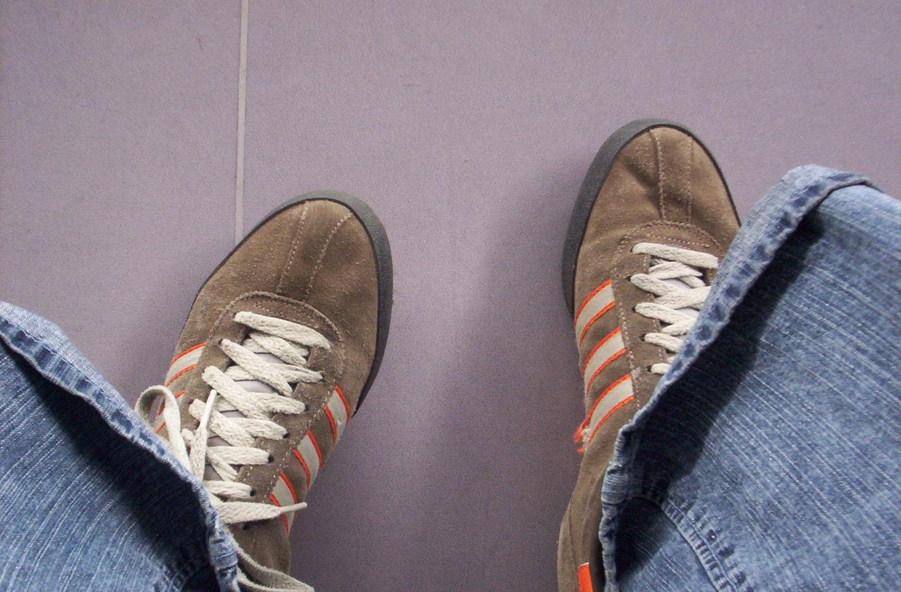 Impregnacja butów zamszowych